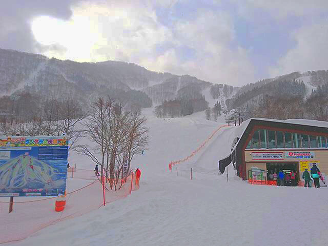サーカス タングラム スキー