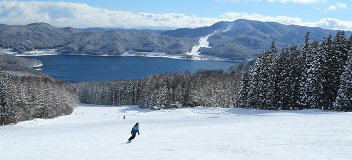 場 さのさか スキー