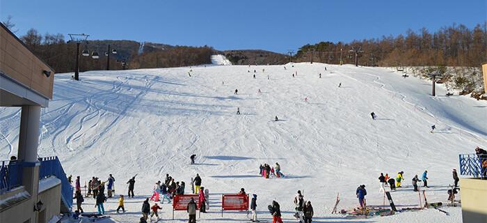 マウント ジーンズ 那須 マウントジーンズ那須 ‐ スキー場情報サイト