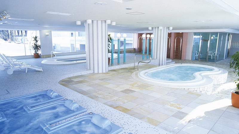 白馬アルプスホテル クアハウス