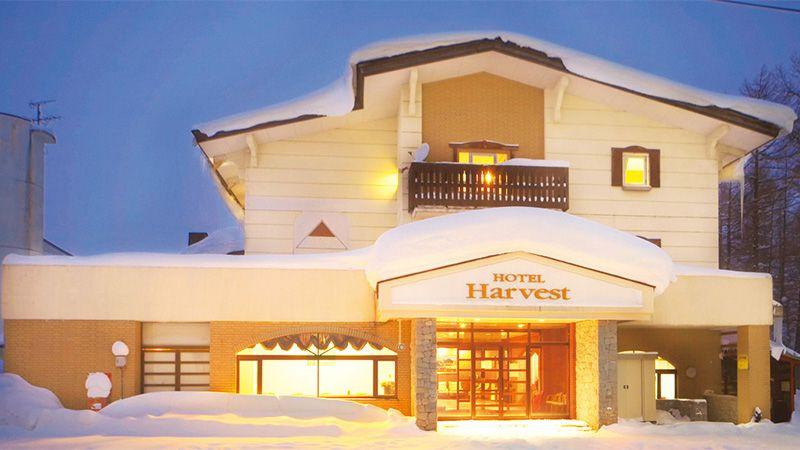 ホテルハーベスト