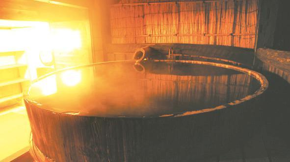 ステラベラ 風呂
