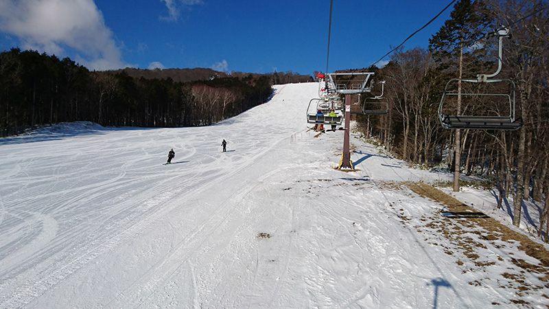 有名スキー場を攻略せよ! 東北道編 マウントジーンズ 初中級者編