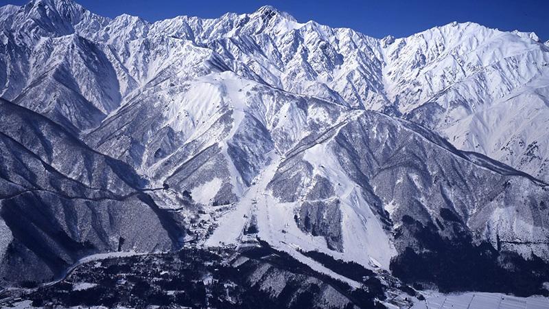白馬五竜&Hakuba47スキー場ー