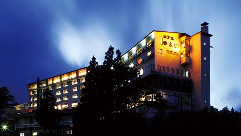 ホテル太閤