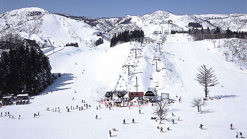 スノボツアー上越国際スキー場