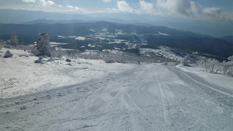 菅平高原スキー場