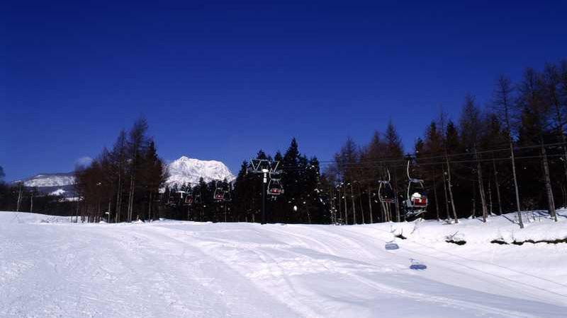 妙高池の平スキー場