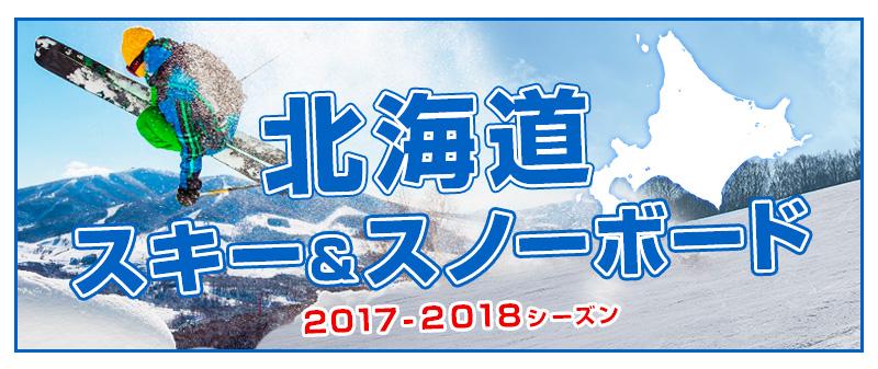北海道スキー・スノーボード予約はスキー市場