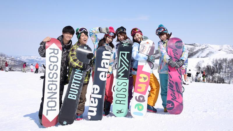 越後湯沢駅から行けるオススメのスキー場8選