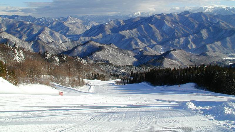 スノボツアーノルン水上スキー場