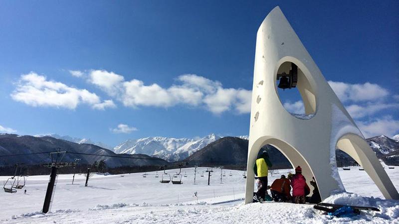 スノボツアー栂池高原スキー場