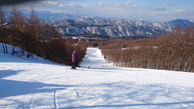 有名スキー場を攻略せよ! 東北道編 ハンターマウンテン 上級者編