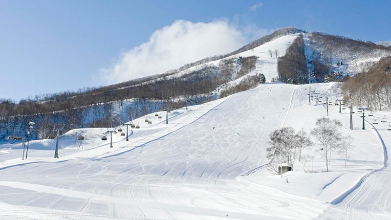 スノボツアー斑尾高原スキー場