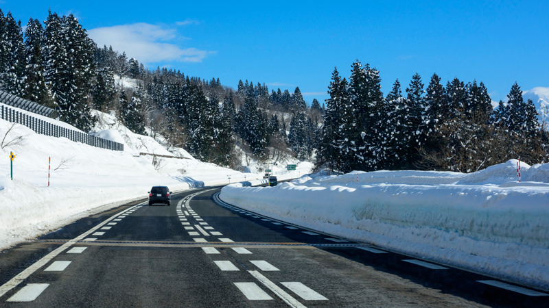 アクセス良好!インターから10km以内のスキー場7選