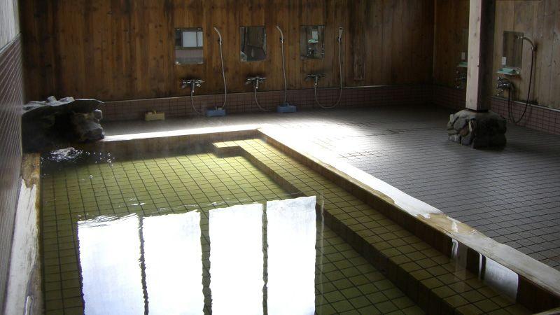 竜王 大浴場