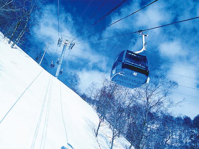 苗場スキー場