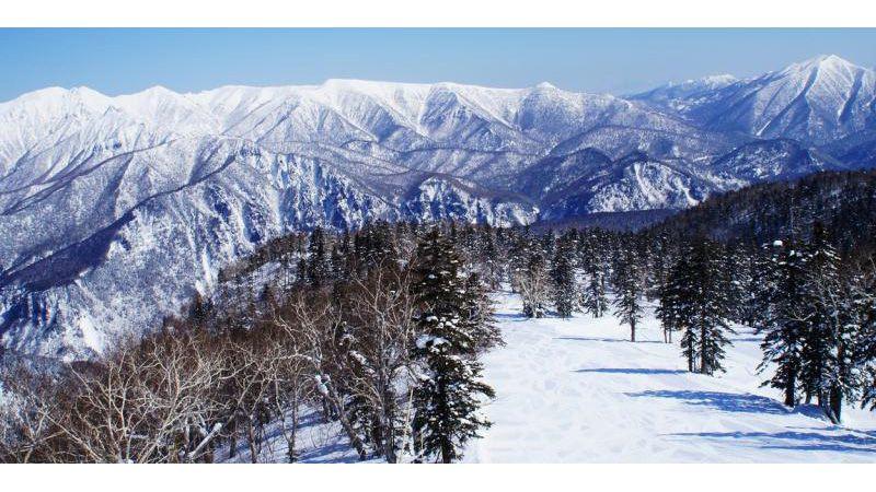 大雪山-黒岳スキー場
