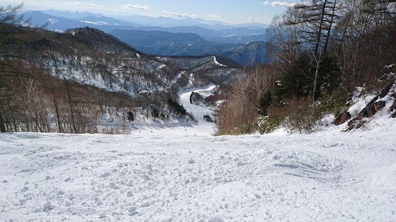 有名スキー場を攻略せよ! 沼田編 川場スキー場 上級者編