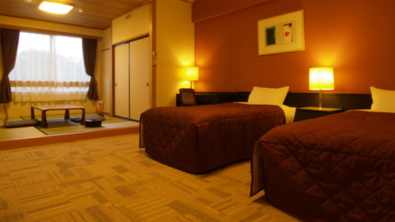 黒姫ライジングサンホテル 客室